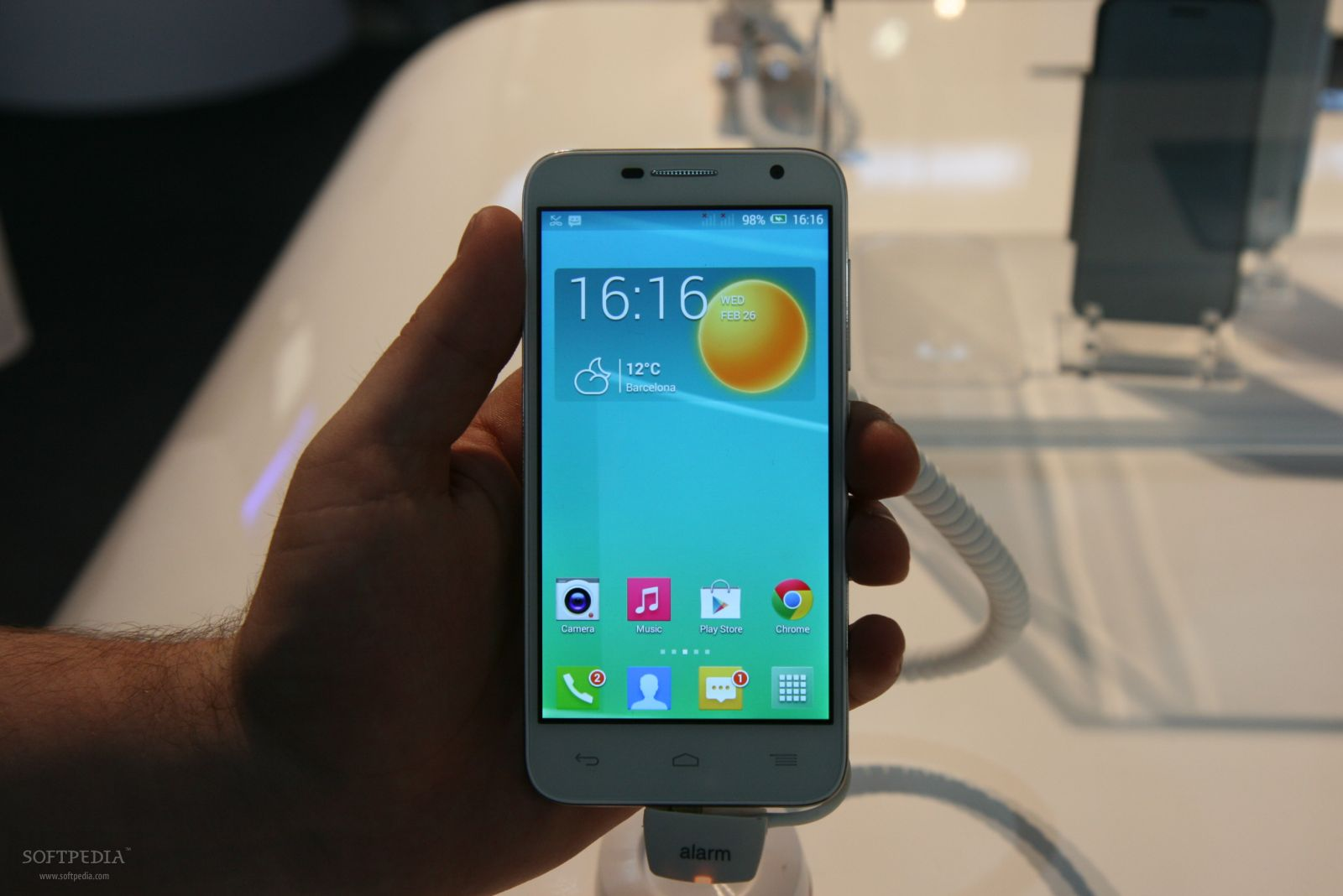 Hands-on: Alcatel OneTouch Idol 2 Mini / Mini S Can Offer ...
