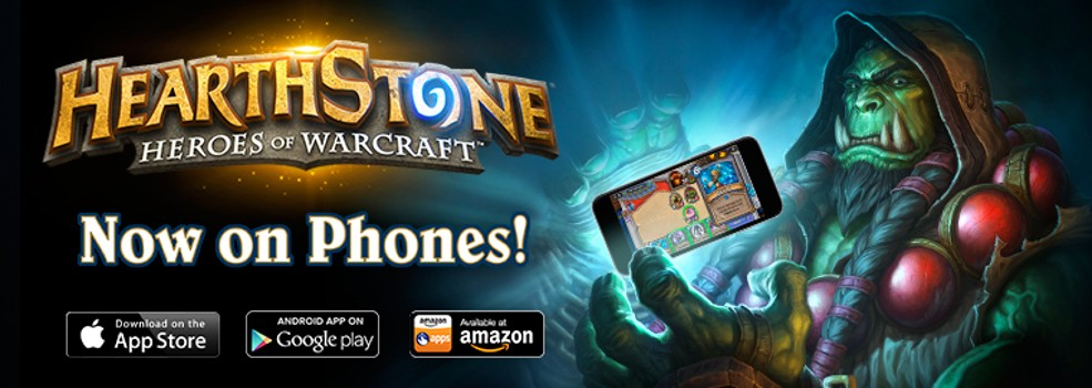 Hearthstone: Heroes of Warcraft Now Available on Android