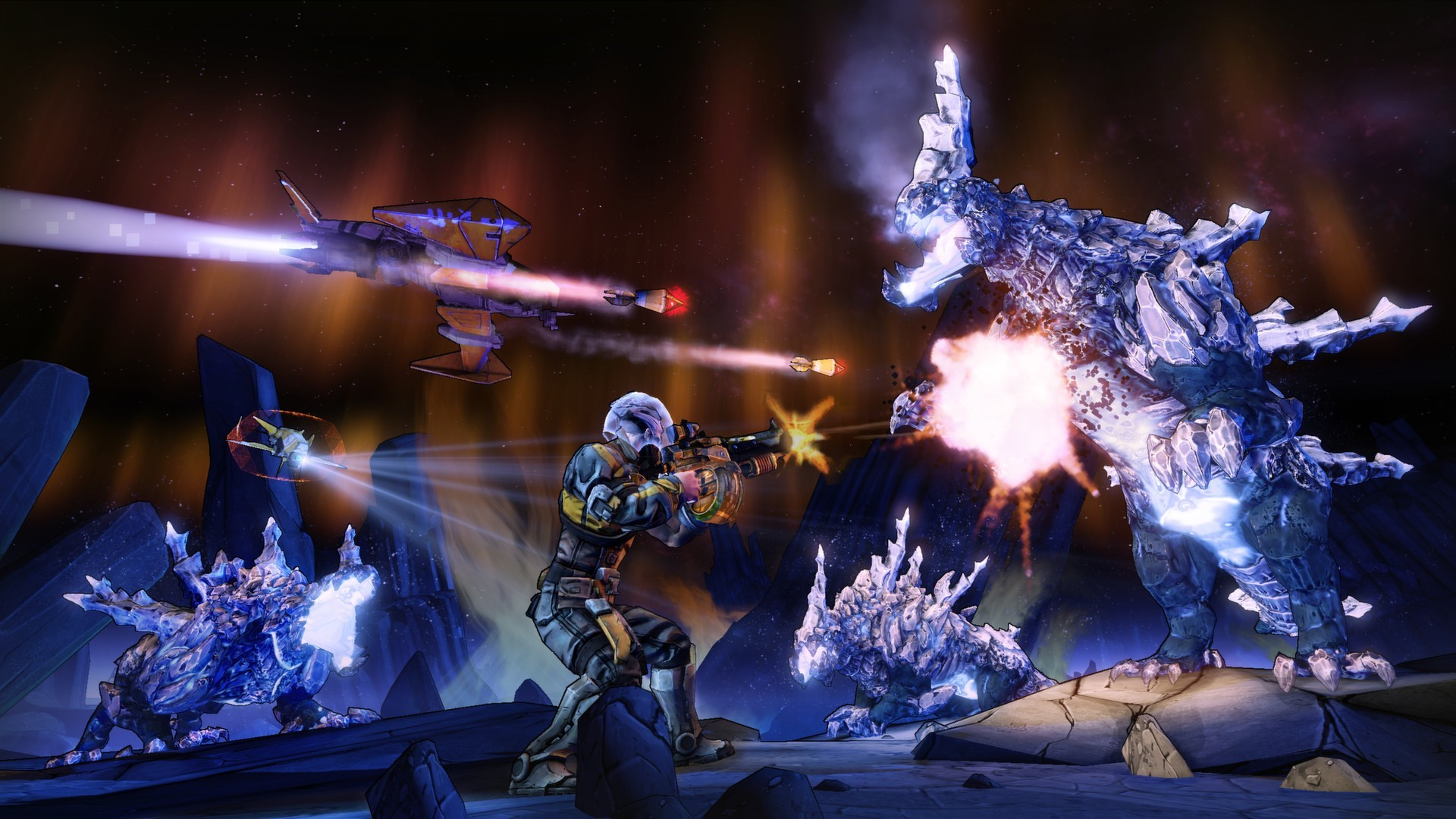 Here Are December's New Borderlands: The Pre-Sequel Shift