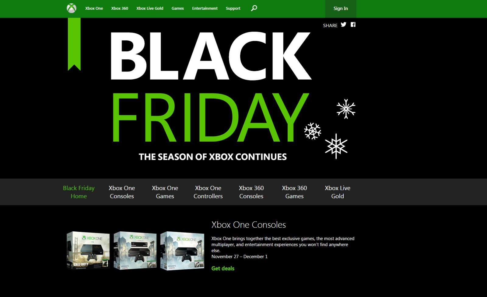 here are the black friday sales for xbox one ps4 pc and more. Black Bedroom Furniture Sets. Home Design Ideas