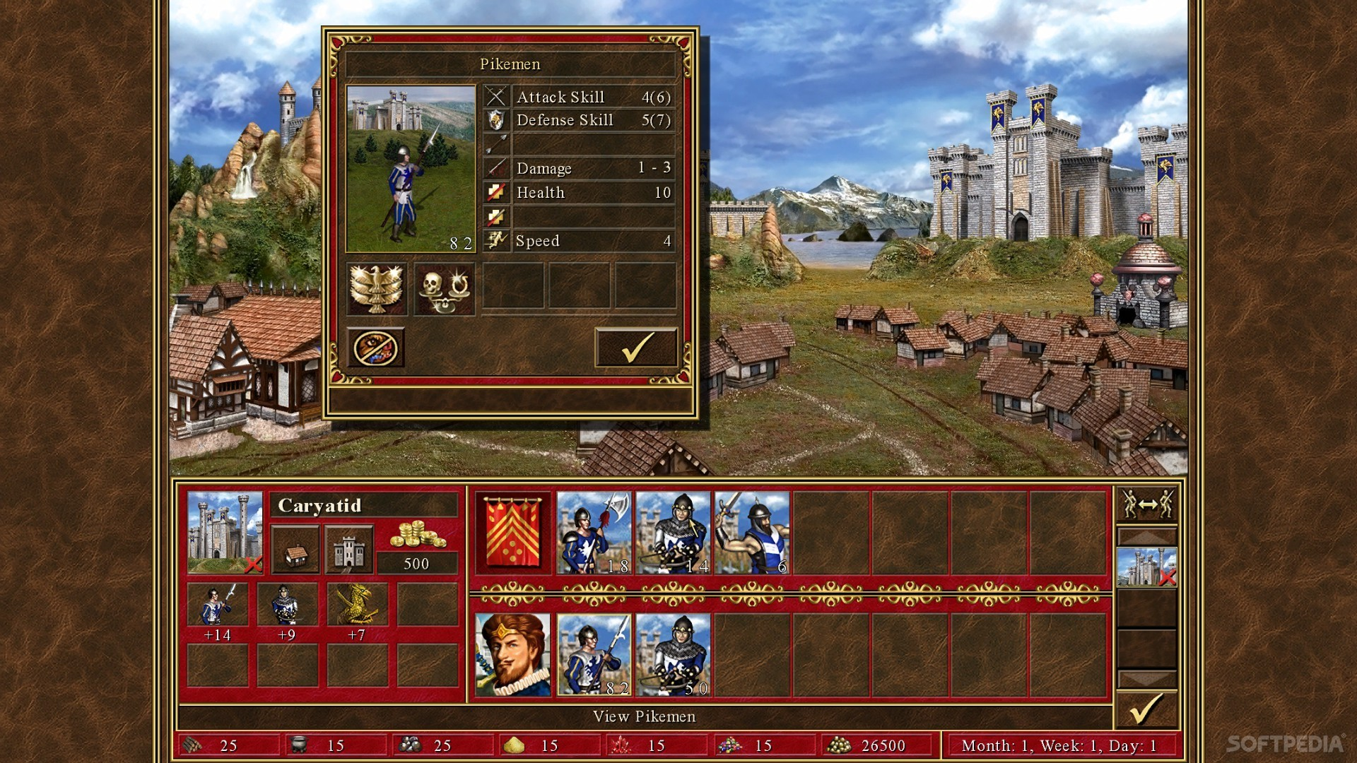 heroes of might and magic 3 hd free download