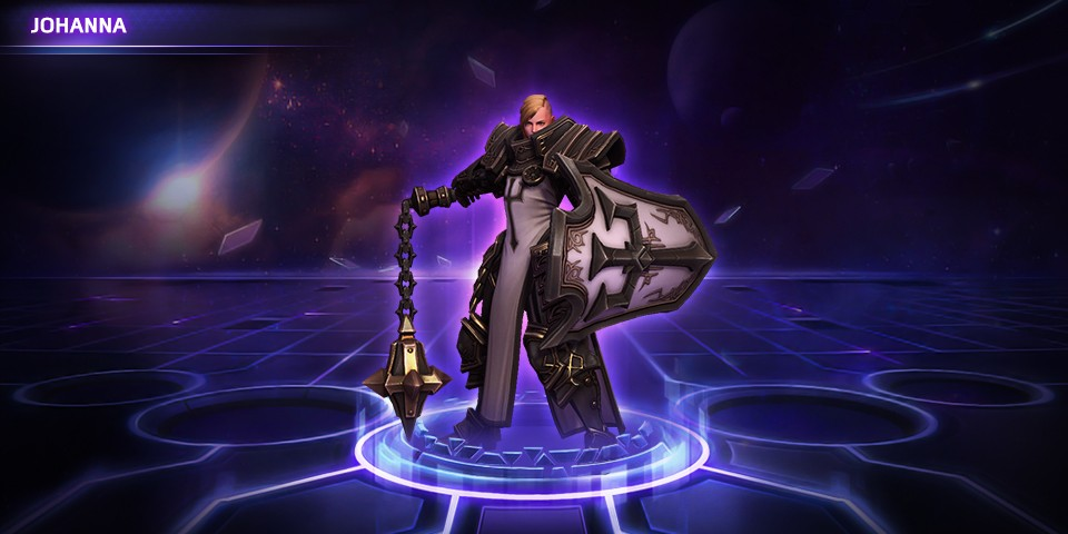 Heroes Of The Storm Final Version Gets Fresh Update With Johanna Free Goodies Talent builds, playstyle, matchups welcome to our guide for johanna, a tank in heroes of the storm. storm final version gets fresh update