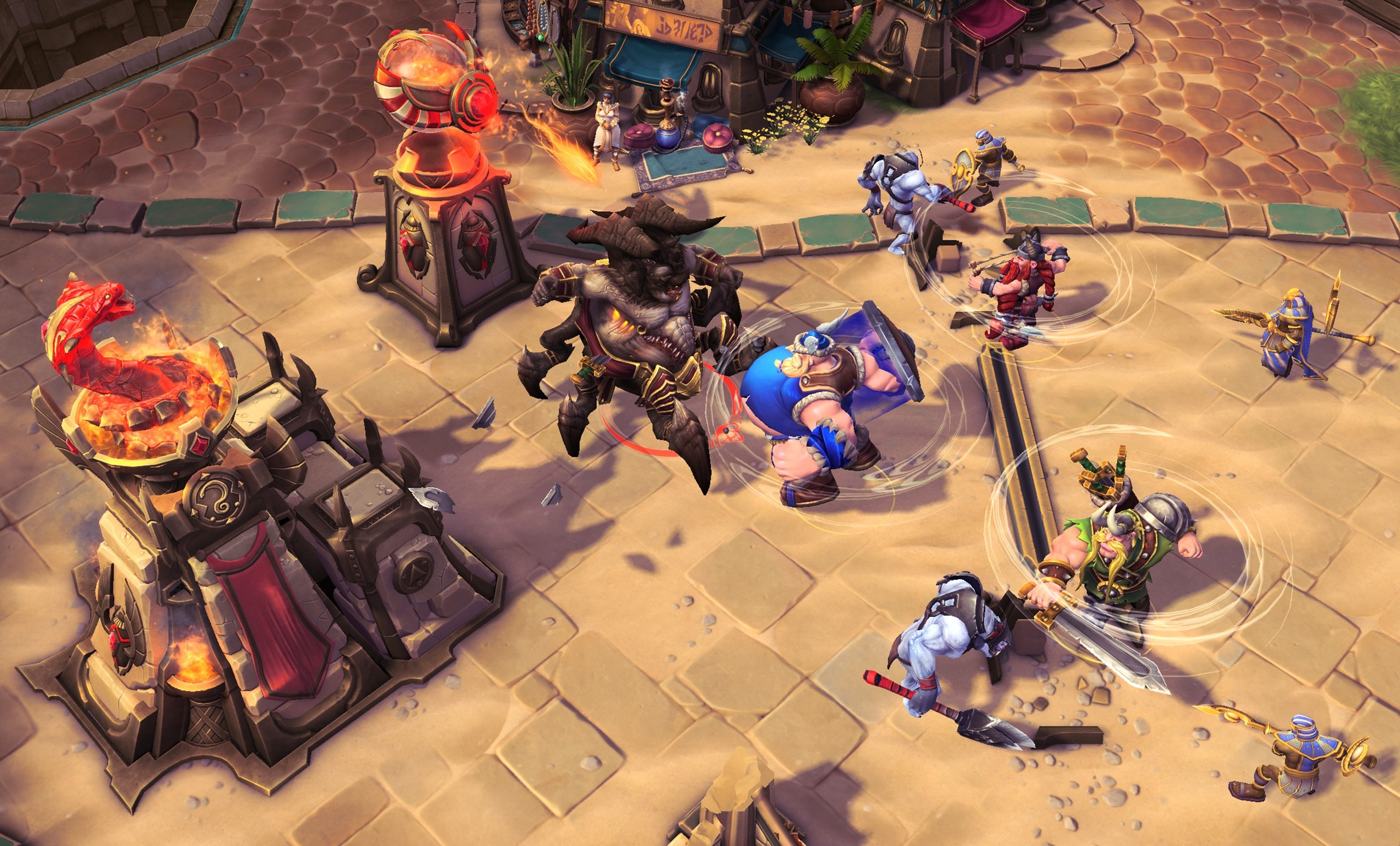 heroes of the storm gets fresh hotfix to drastically improve