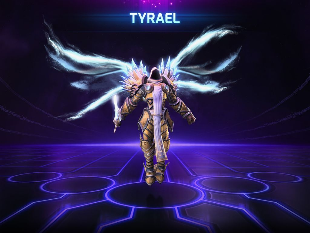 Heroes Of The Storm Reveals Five Diablo 3 Characters MOBA Will