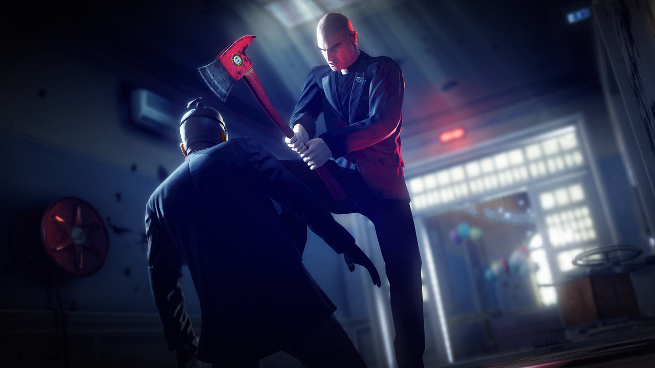 Hitman Absolution Tries To Blend Traditional Stealth With Action