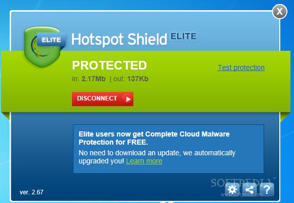 hotspot shield elite account free