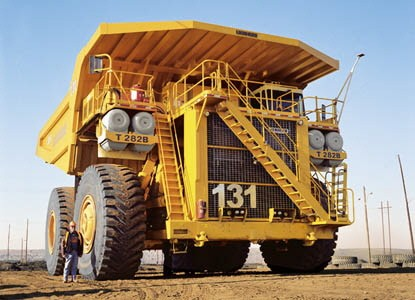 Biggest Truck In The World >> How Does The World S Biggest Truck Work