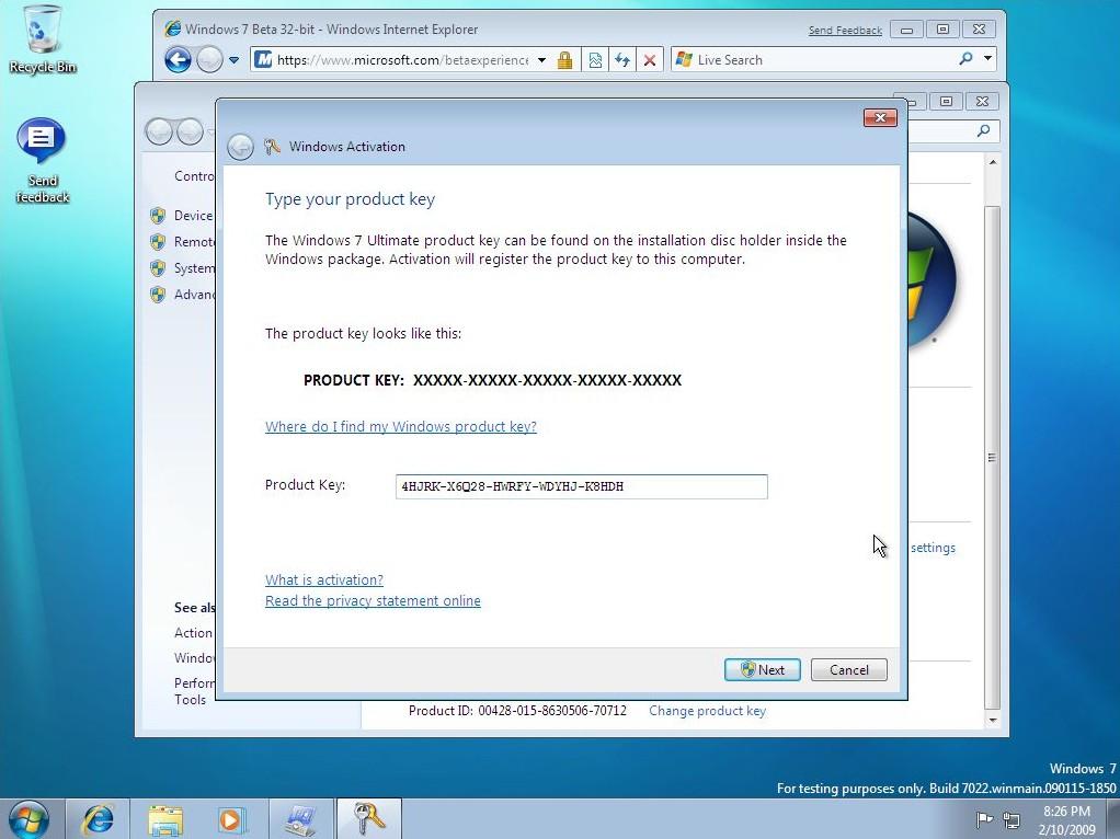 windows activator for windows 7