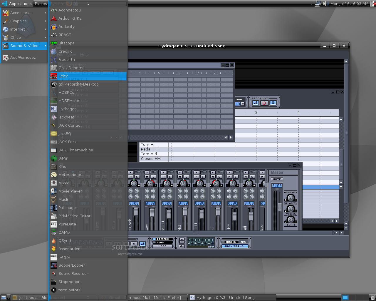 How to install compiz fusion on ubuntu studio ubuntu studio with compiz fusion stopboris Choice Image