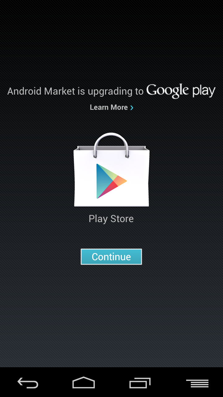 download play store for android 2.3.7
