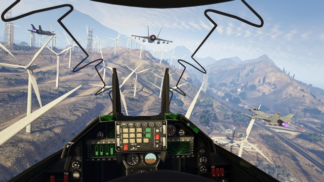 Gta 5 online gets festive surprise update on ps3, ps4, xbox 360.