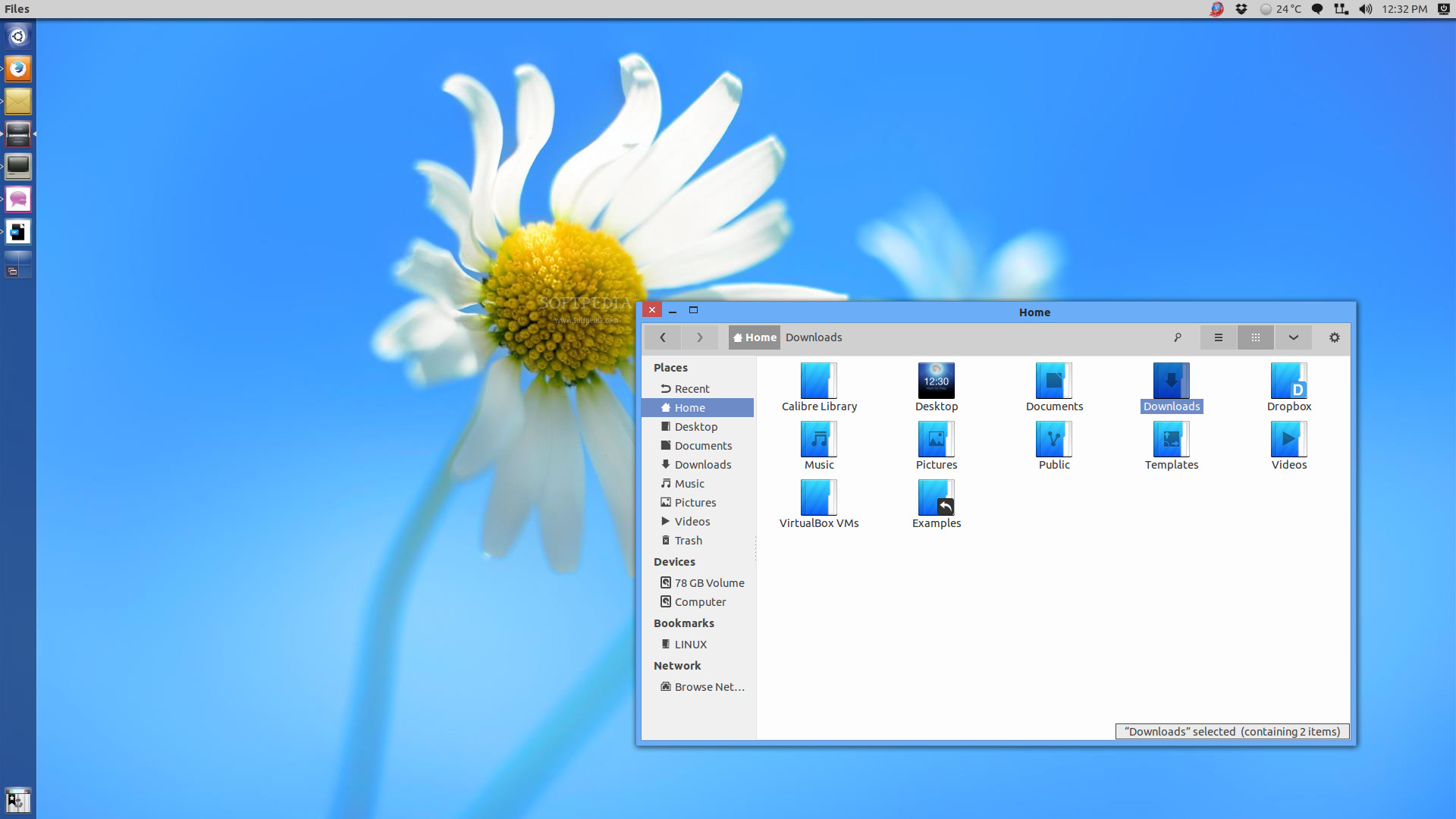 how to get windows 8 metro like theme in ubuntu 13 04