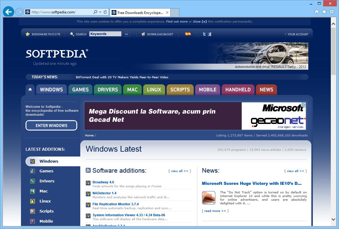 Internet explorer 10 для windows xp скачать.