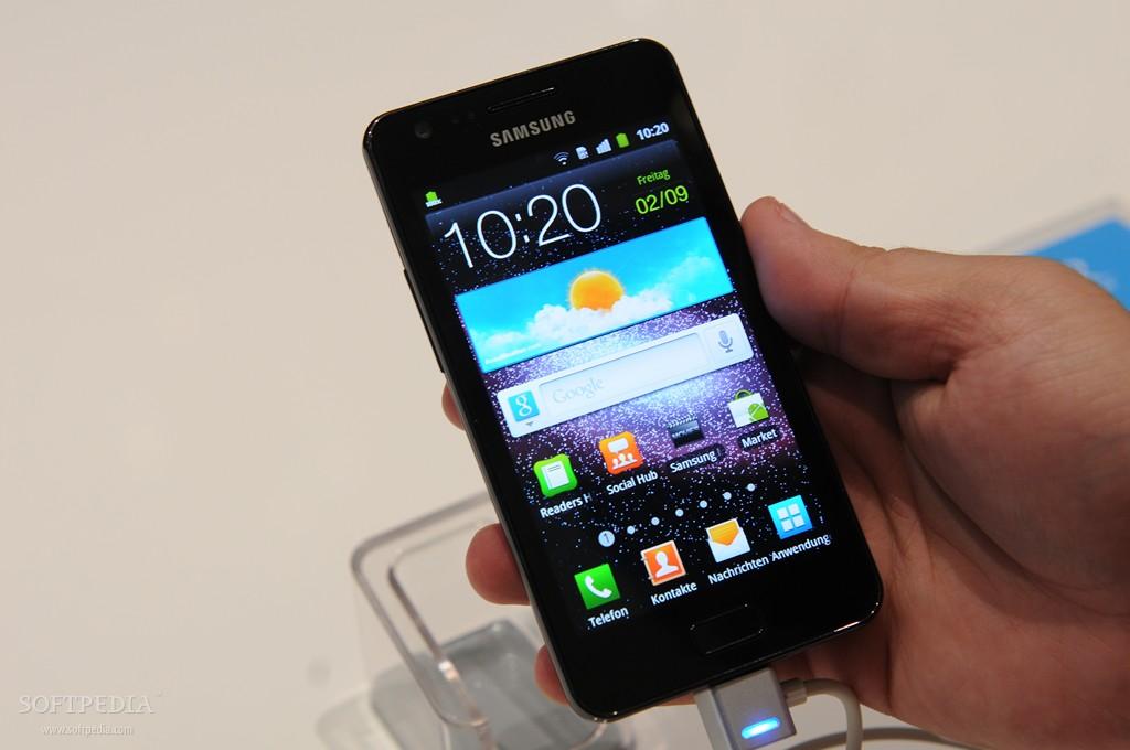 IFA 2011: 5 new Galaxy models from Samsung