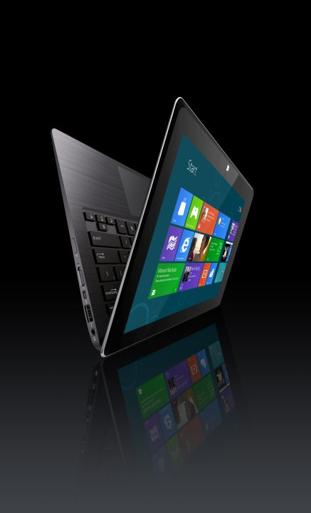 IFA 2012: ASUS Taichi Unique Dual-Display Notebook Hands-On