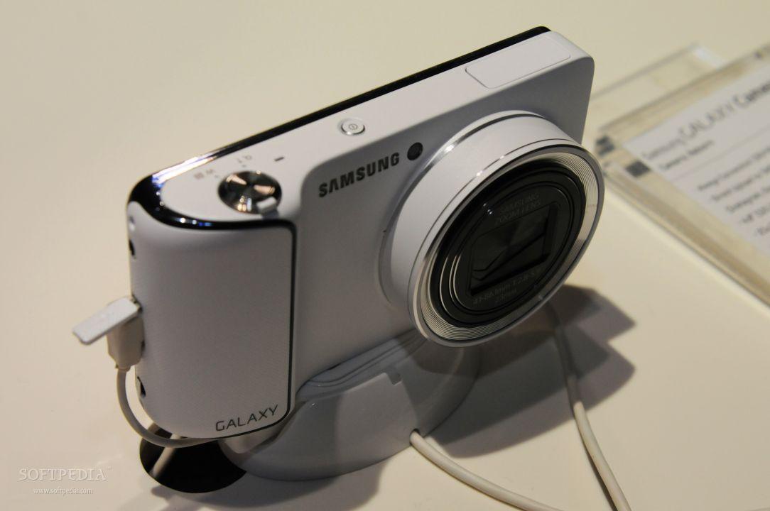 IFA 2012: Samsung Galaxy Camera Hands-On