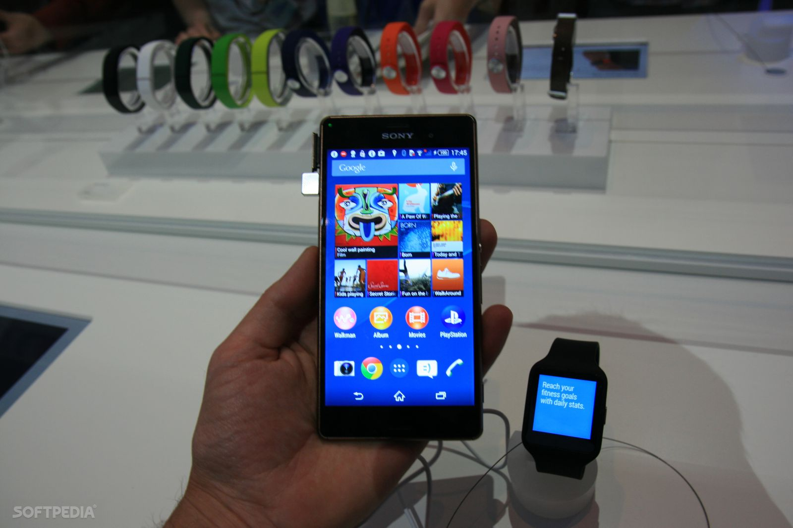 IFA 2014: Sony Xperia Z3 and Xperia Z3 Compact Hands-On