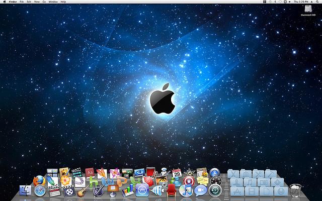 Apple mac os x lion 10.8