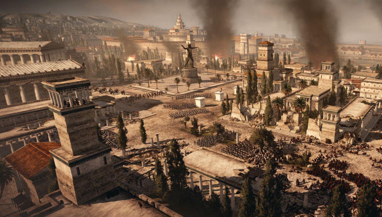 Incoming 2013 - Total War: Rome 2