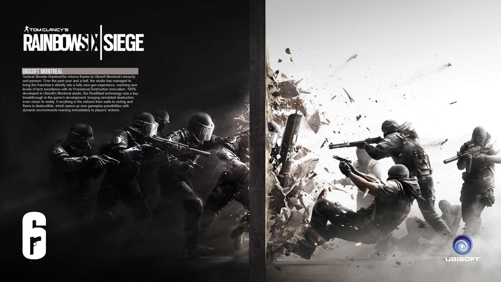 Rainbow Six Siege Ton