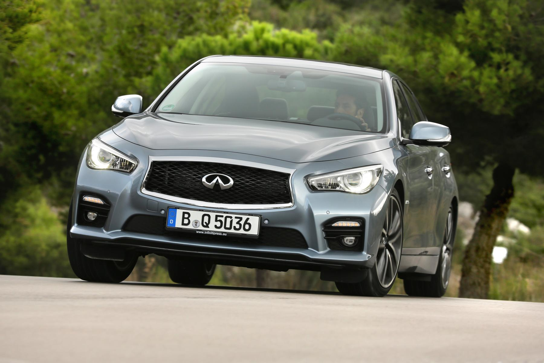 Infiniti Q50 Listed Among Most Hackable Cars, Nissan to Investigate
