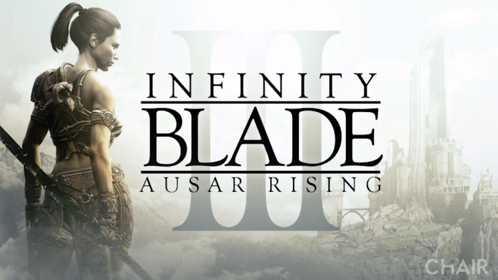 """Infinity Blade III """"Ausar Rising"""" Update Available for"""
