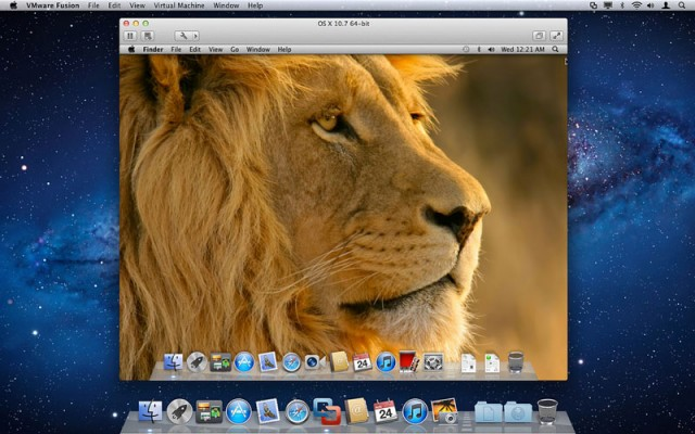 Install Any Mac OS X Version with VMware Fusion 4 1