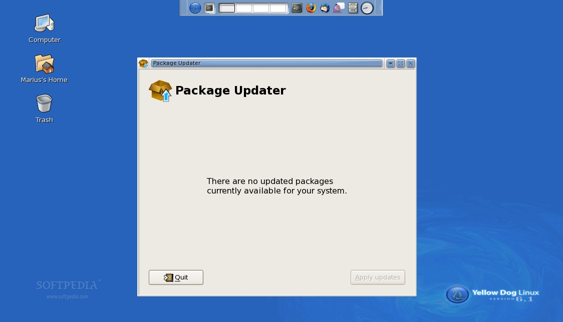 Installing Yellow Dog Linux 6 1 on PS3