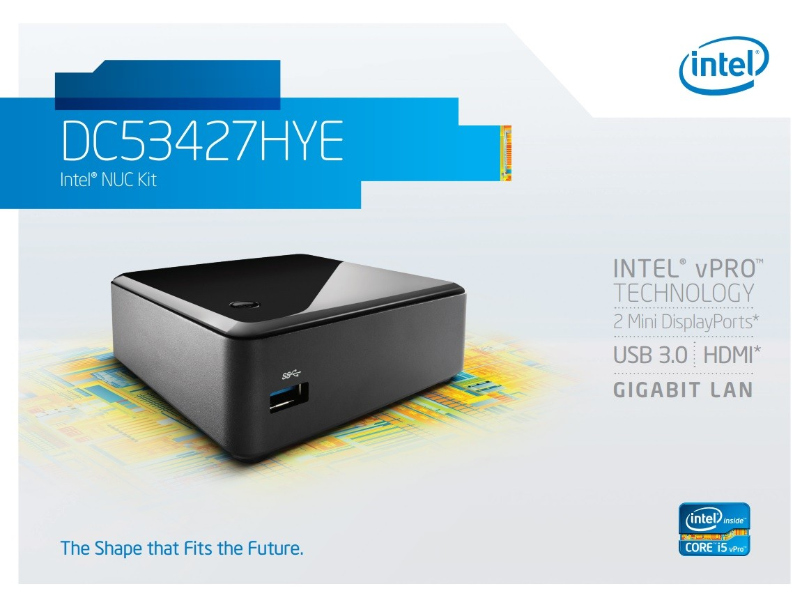 Intel Has Rolled Out Gigabit Ethernet Driver 20 0 for Its NUCs
