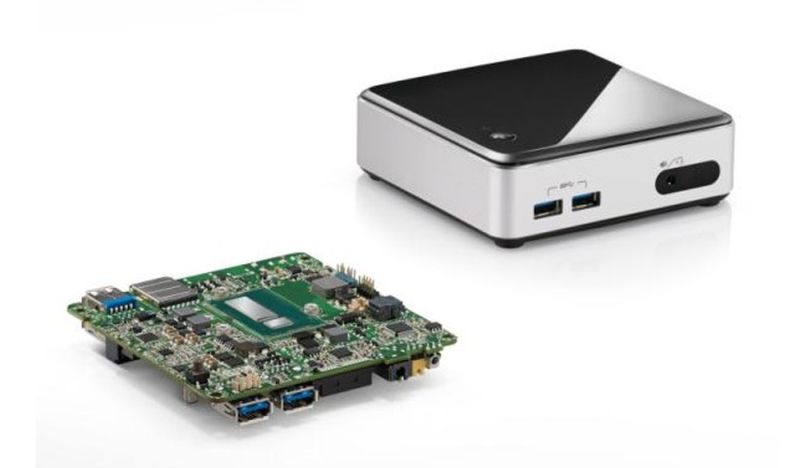 Intel NUC Devices Also Receive Graphics Driver 10 18 10 3958