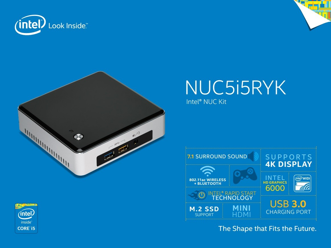 Intel NUC Kits Benefit from New Wireless and Bluetooth ...