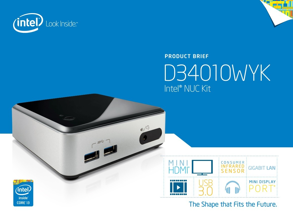 Intel Outs HD Graphics Driver Build 4206 Beta for Some NUC