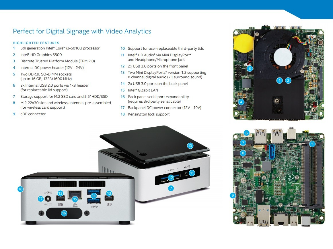 Intel Rolls Out NUC HD Graphics Driver 10 18 14 4062 – Apply Now