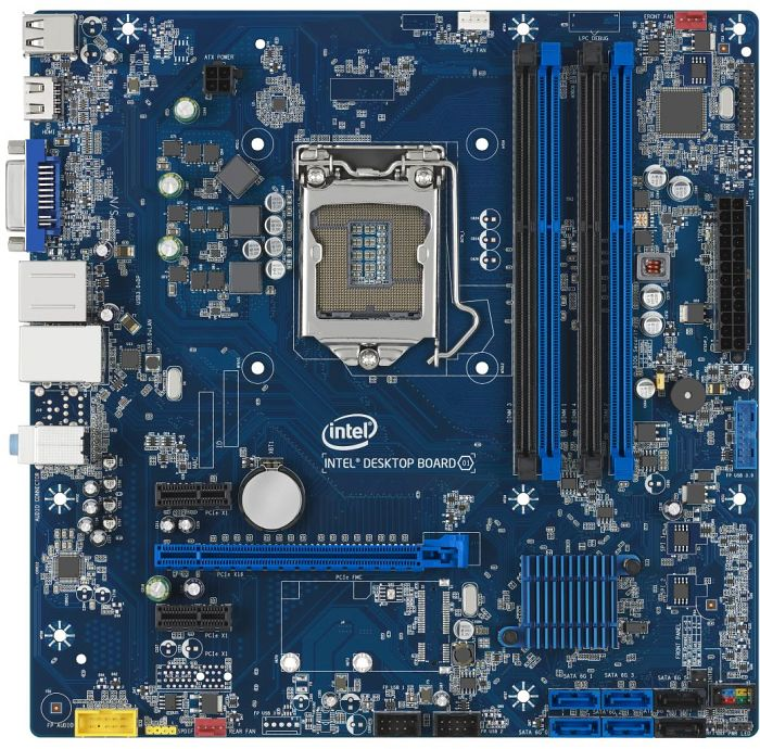 Intel DH87RL Desktop Board Recovery Drivers Download