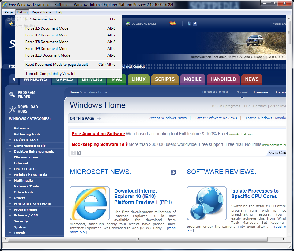 download ie10 for windows 7 ultimate 64 bit