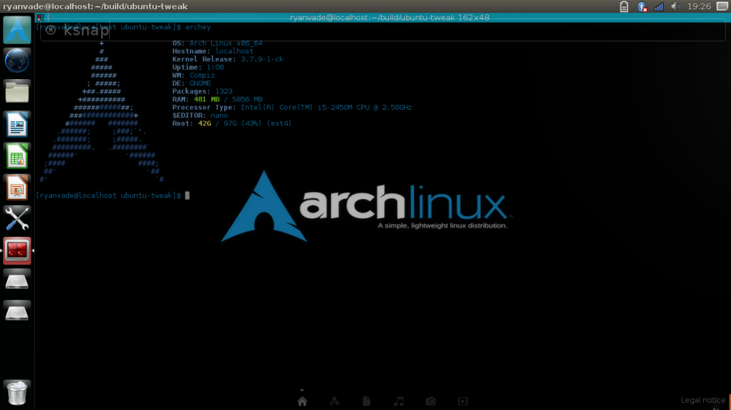 Introducing Ubuntu Unity For Arch Linux