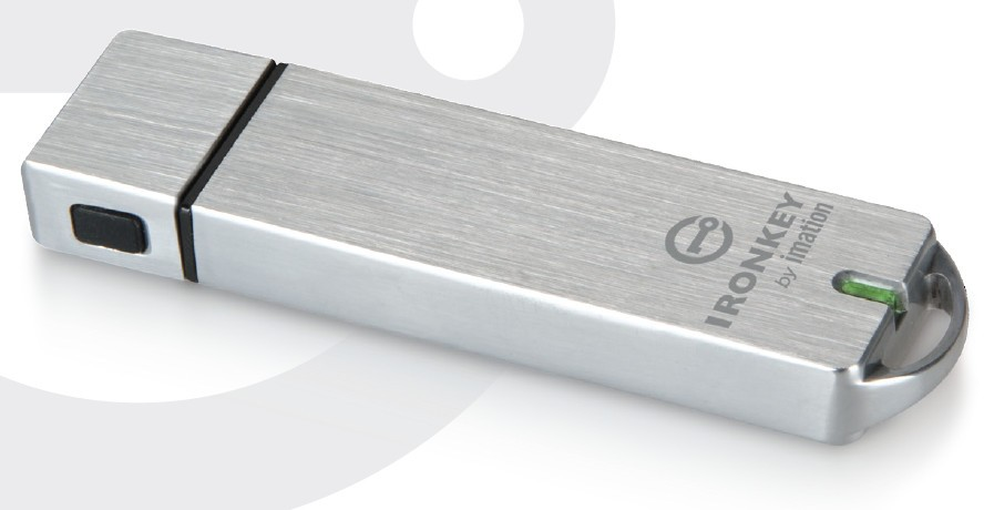 Ironkey Worke W700 Flash Drive From