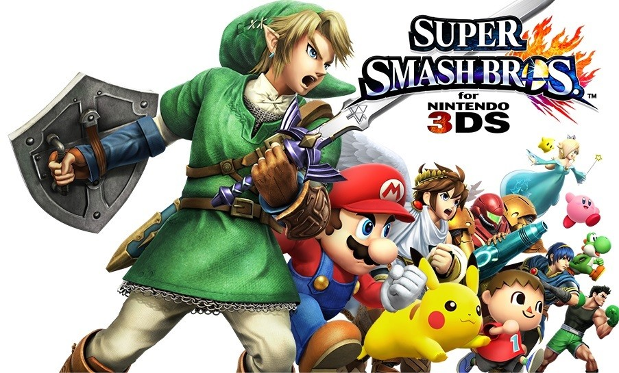 Japan: Super Smash Bros  and Destiny Top the Charts