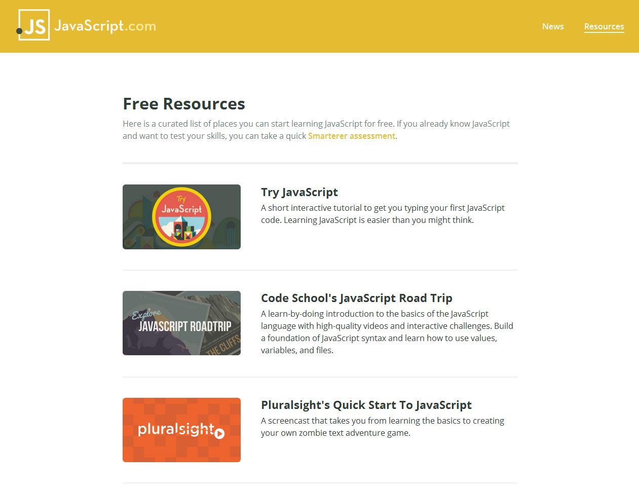 Codeschool Javascript