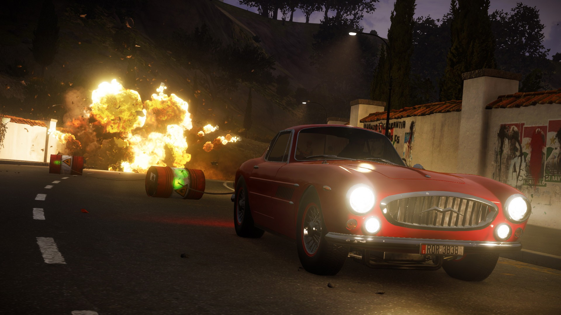 Just Cause 3 Has Racing Game Handling for Cars to Make Them Bullets