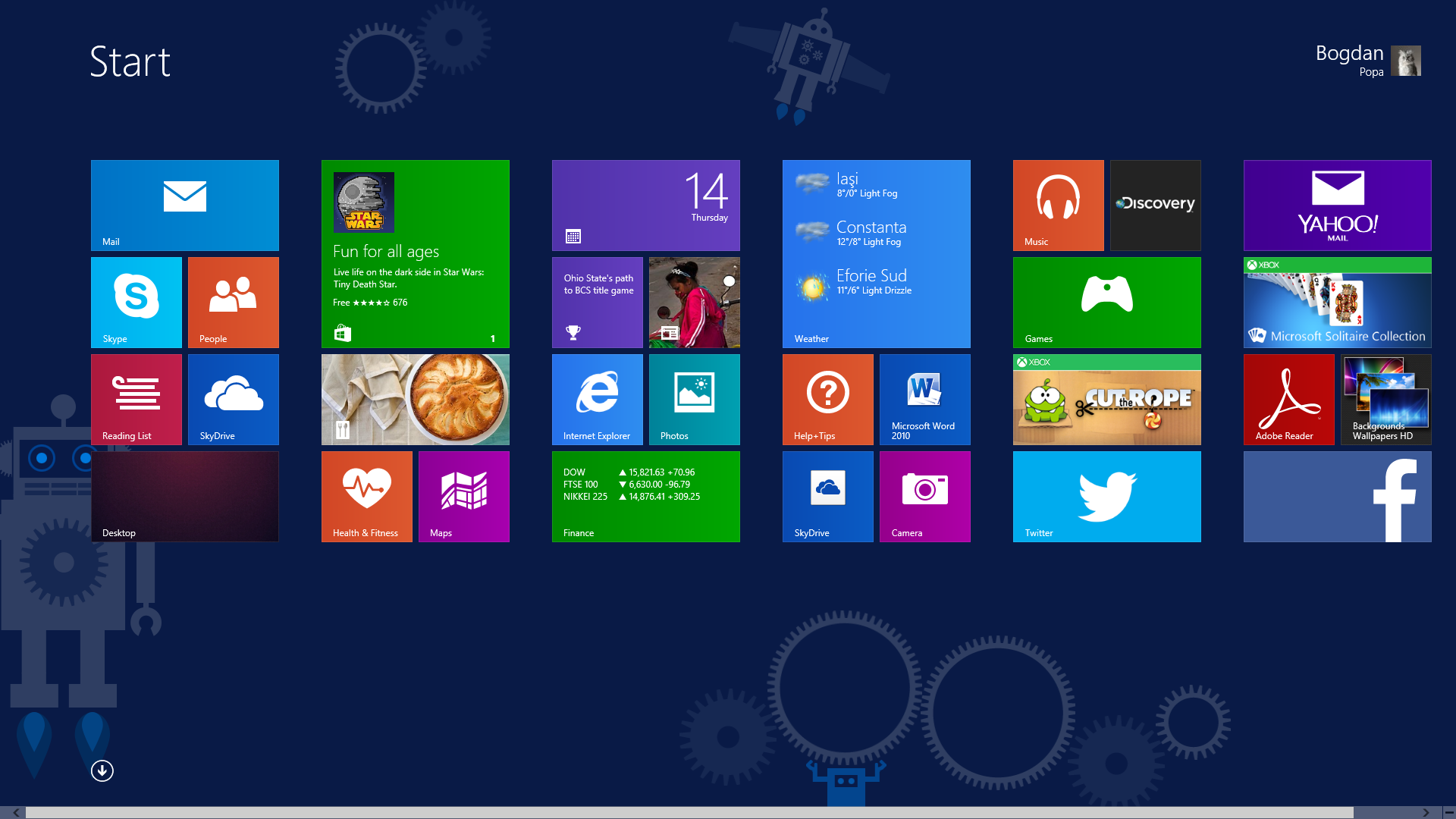 microsoft windows 8.1 64 bit update