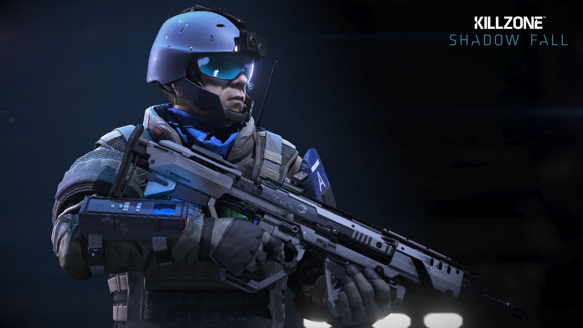 Killzone shadow fall assault multiplayer class gets full details killzone shadow fall assault image voltagebd Gallery