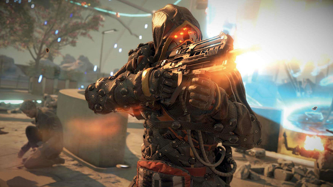 Killzone: Shadow Fall's Black Hand Is Designed Around Chaos