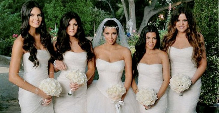 With Her Third Wedding Kim Kardashian Is Well On Way To Becoming A Serial