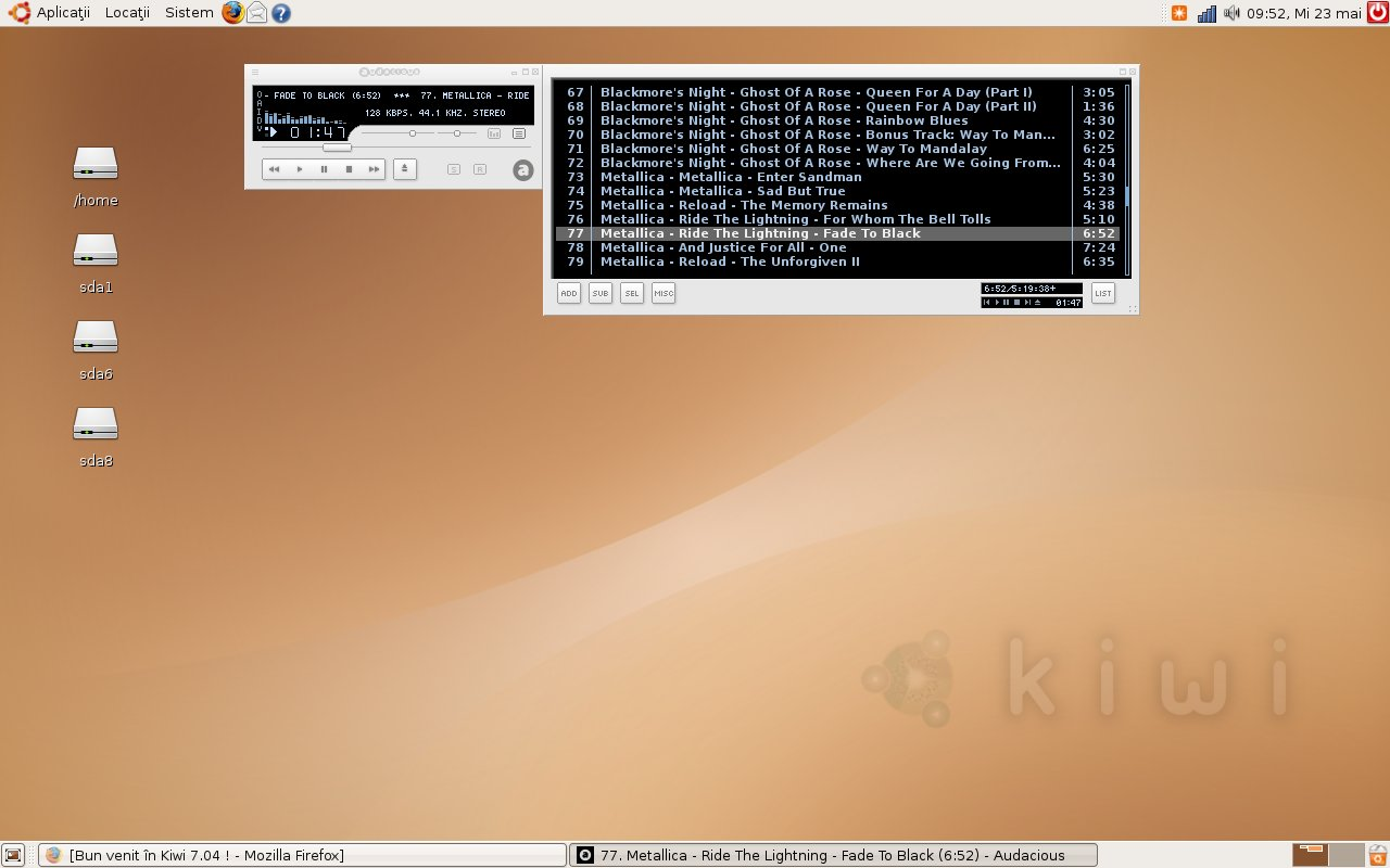 Kiwi Linux 8 08 Launched