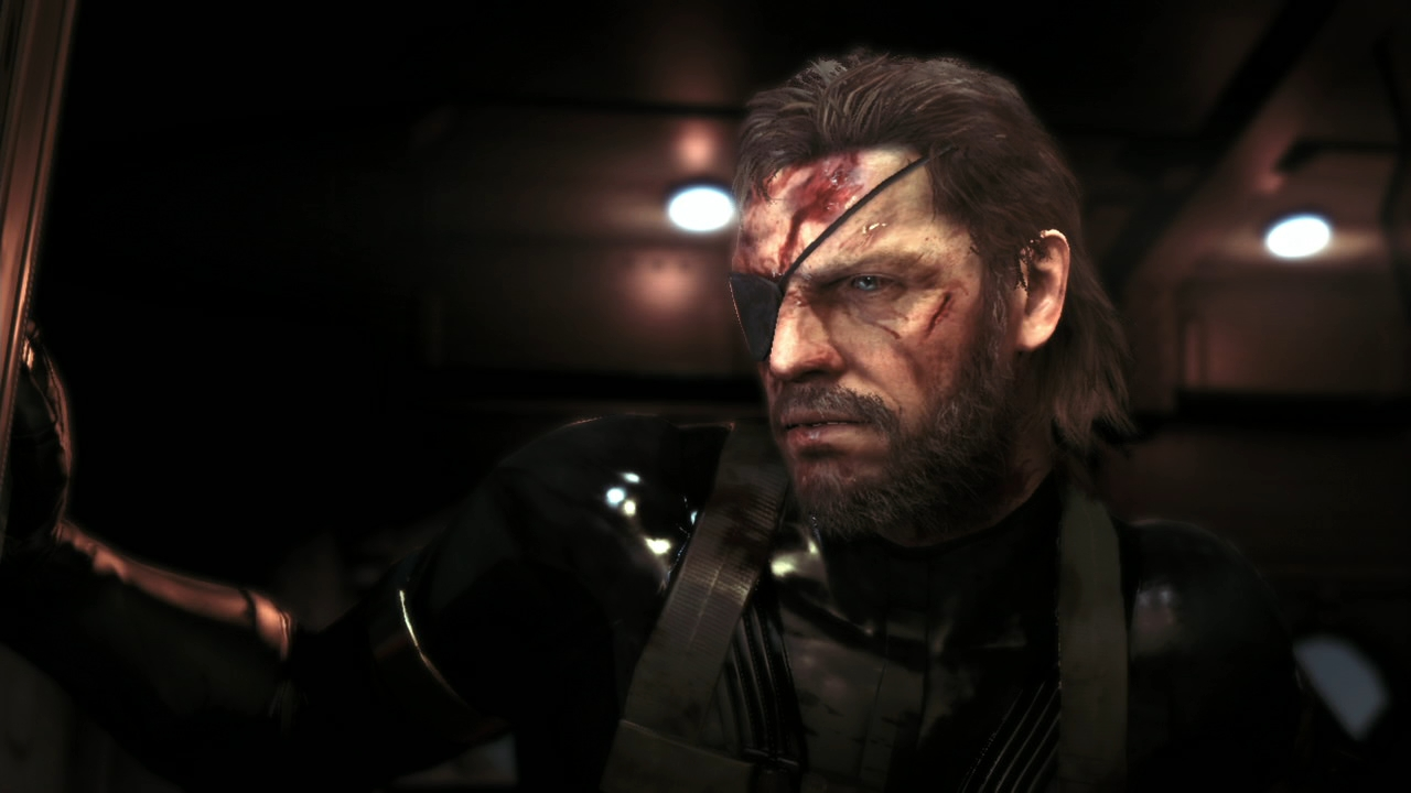 Kojima Wants To Bring Metal Gear Solid 5 The Phantom Pain To Pc