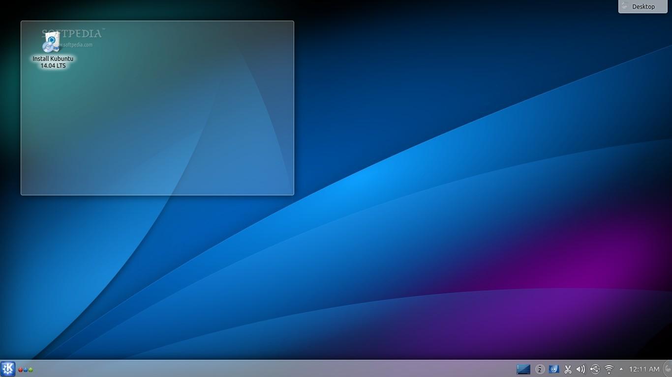 Kubuntu 14 04 LTS Screenshot Tour