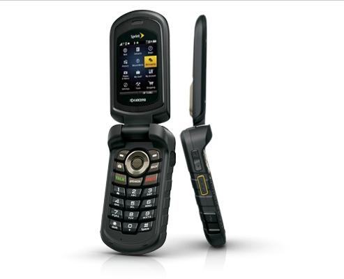 spyware on a kyocera dura xt cell phone