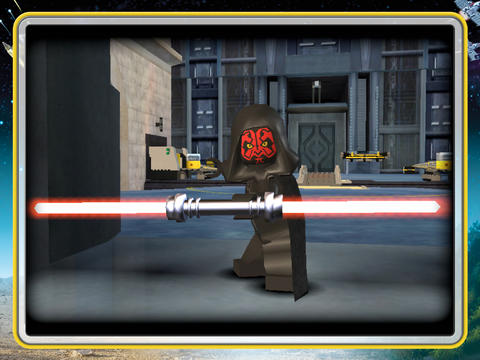LEGO Star Wars: The Complete Saga for iOS Now Available for Download