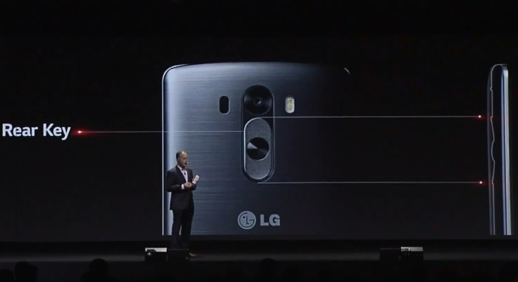 LG G3 Goes Official with 5 5-Inch QHD Display, 13MP Camera
